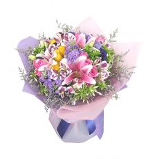 꽃다발-36